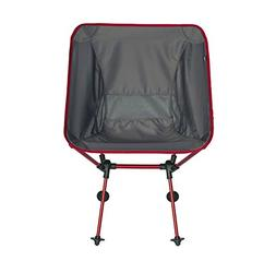 TravelChair 7795R Roo Camping Chair, Red