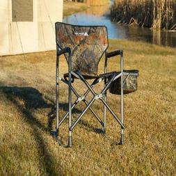 Camoflauge Director Rocking Chair Outdoor Camping Picnic Fol
