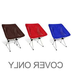 Camping chair cover only Portable Lightweight Folding Campin