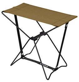 Rothco Coyote Brown Lightweight Foldable Portable Sitting St