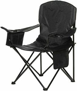 extra large padded folding outdoor camping chair