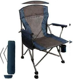 RedSwing Folding Camping Chairs for Adults 330lbs, Portable