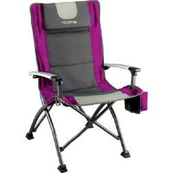 Ozark Trail Folding High Back Chair with Head Rest Camping P
