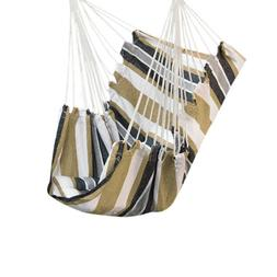Travel Camping Hanging Rope Hammock Chair Seat With Pillows