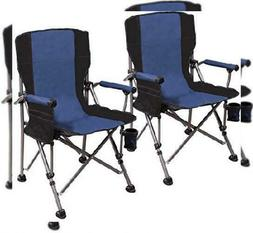 REDCAMP Heavy Duty Camping Chairs for Adults, Sturdy Folding