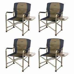 Kamp-Rite CC105 Tailgating Camp Folding Directors Chair with