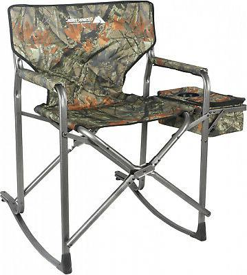 Camouflage Portable Ozark Hunting Camping Patio