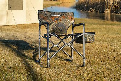 Camouflage Chair Folding Portable Ozark Trail Hunting