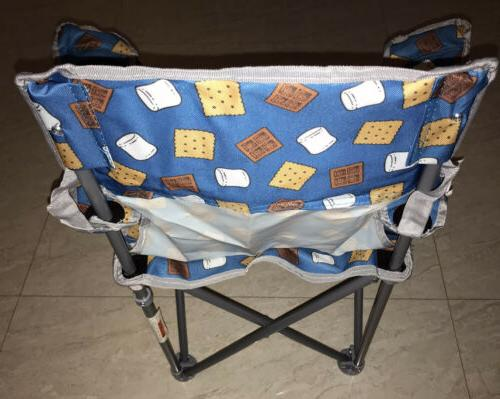 OZARK TRAIL CHAIR SMORES CAMPING STEEL NEW W/BAG QTY