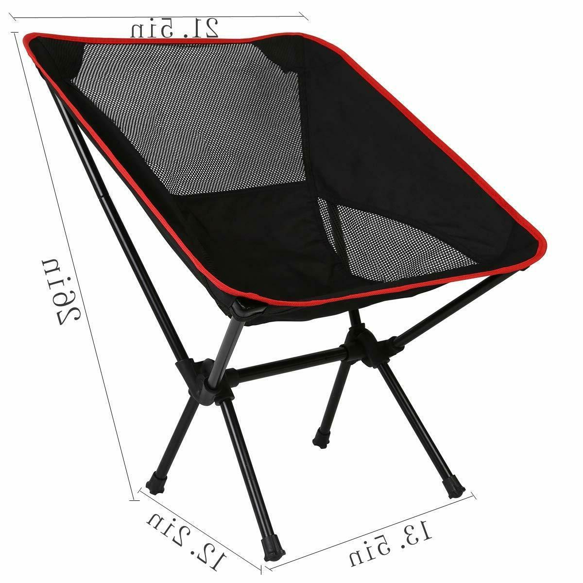 Ultralight Folding Compact Backpack Camping stool
