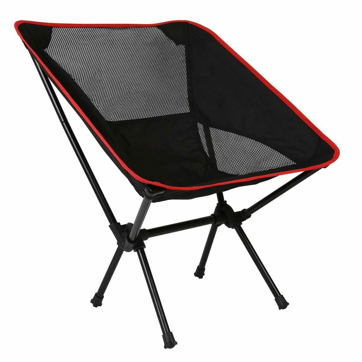 Ultralight Folding Chair, Compact Backpack Camping