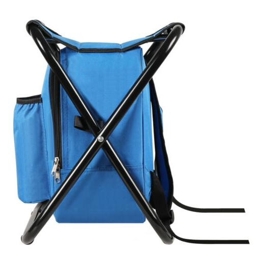 Portable Folding Camping Chair Stool Outdoor Travel