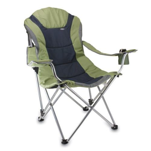 Reclining Chair - Sage and Gray