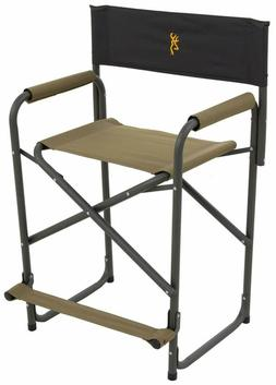 New Browning Camping Directors Chair XT, Free Shipping