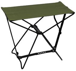 Olive Drab Lightweight Portable Chair Folding Camp Stool Cam
