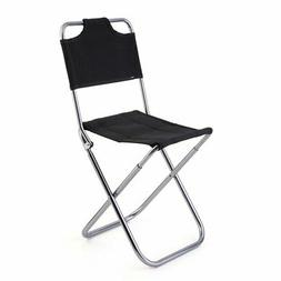 OUTAD Portable Folding Chair, Compact Backpack Camping Light