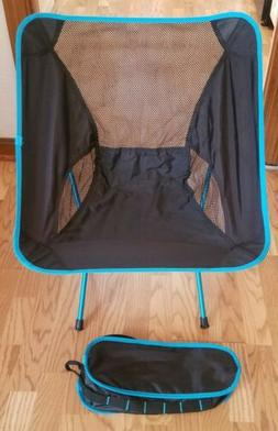 Outdoor Ultralight Portable Folding Chairs with Carry Bag, C