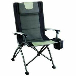 oversize Ozark Trail Folding High Back Chair with Head Rest