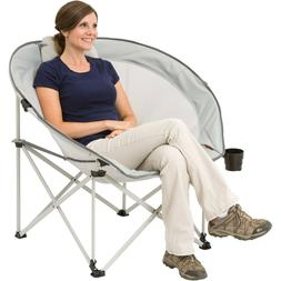 Oversized Cozy Portable Chair W/ Carrying Bag Outdoor Campin