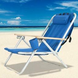 Picnic Double Folding Chair w Umbrella Table Cooler Fold Up