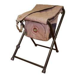 """Portable 17"""" x 14"""" Wild View Hunting Camping Seat Outdoor Ch"""