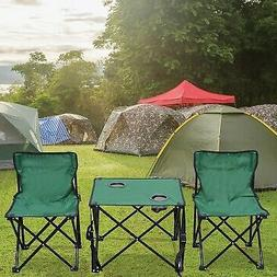 Portable Camping Table and Chair Set