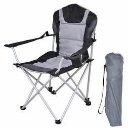 Portable Fishing Camping Chair Seat Cup Holder Beach Picnic