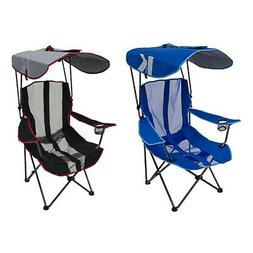 Kelsyus Premium Portable Camping Folding Lawn Chairs with Ca
