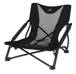 Low Profile Chair Folding High Patio Camp Beach Camping Lawn