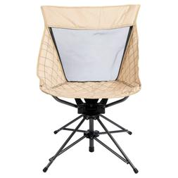 Tall Swivel Outdoor Chair Camping RV Decor Outdoor Sporting
